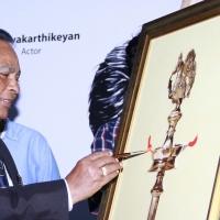 Siva Karthikeyan & PC Sreeram Launches Vintage Camera`s Museum Evolution Of Cameras At VGP Snow Kingdom Injambakkam Images (16)