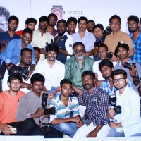 Siva Karthikeyan & PC Sreeram Launches Vintage Camera`s Museum Evolution Of Cameras At VGP Snow Kingdom Injambakkam Images (2)