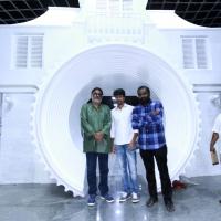Siva Karthikeyan & PC Sreeram Launches Vintage Camera`s Museum Evolution Of Cameras At VGP Snow Kingdom Injambakkam Images (20)