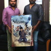 Yeidhavan first look poster released by Directors Pa.Ranjith and Vikram sukumaran (3)