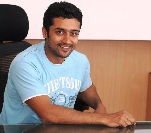 Superstar Suriya