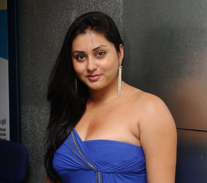 Actress Namitha justified .